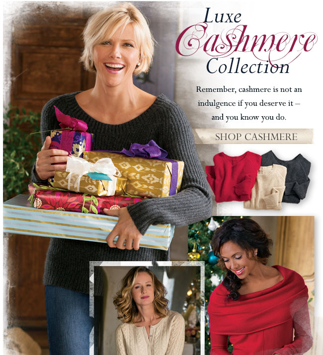 Luxe Cashmere Collection