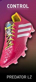 Control. Shop Predator LZ Soccer Cleats »