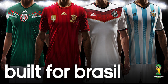 Shop Federation Jerseys and Gear » built for brasil