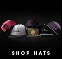 Shop hats from Creative Recreation now.