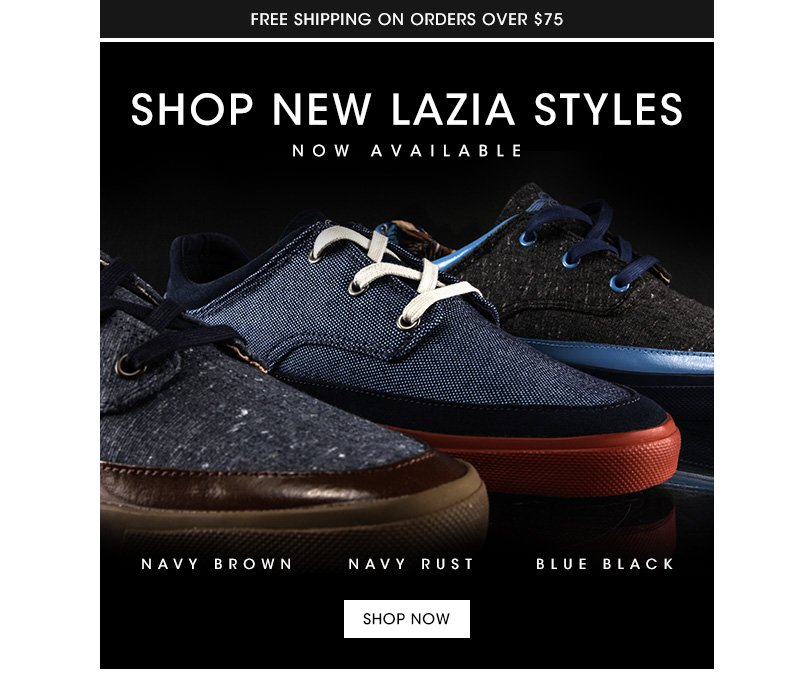 New Lazia Styles - Available Now