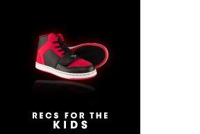 Kicks for the kids.