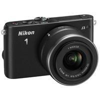 Nikon 1 J3 Mirrorless Digital Camera with 10-30mm VR Lens
