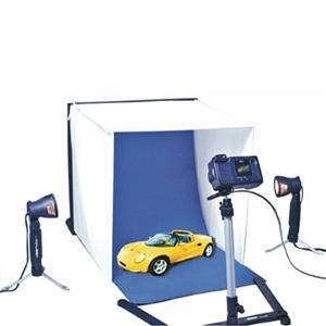 Adorama De-Shadow Box, Table Top Photo Studio In-A-Bag