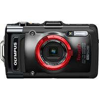 Olympus TG-2 iHS Digital Camera, 12 MP, BSI CMOS Sensor