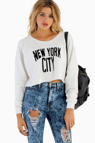 City Girl Sweatshirt 39