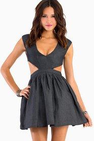 Schrock Frock Cutout Dress 39