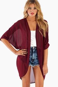 Sheer Genius Kimono 29