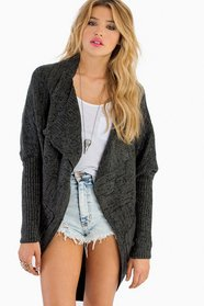 On Holiday Oversized Cardigan 50