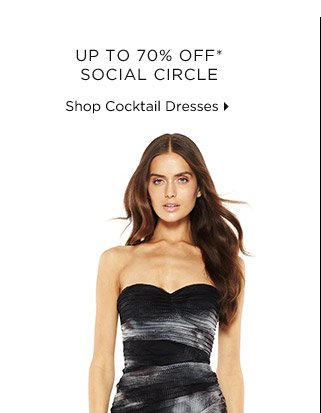 Up To 70% Off* Social Circle