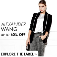 ALEXANDER WANG - UP TO 60% OFF