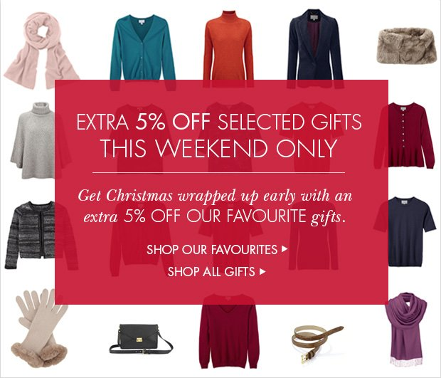 Download Images: Shop Our Favourite Gifts with up to 50% off collection plus free shipping and free returns