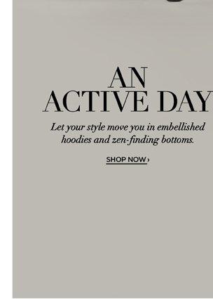 Shop Actives Now!