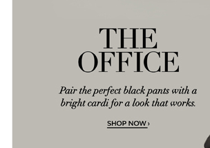 Shop Wear To Work Now*!
