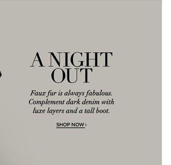 Shop Faux Fur Coats Now*!