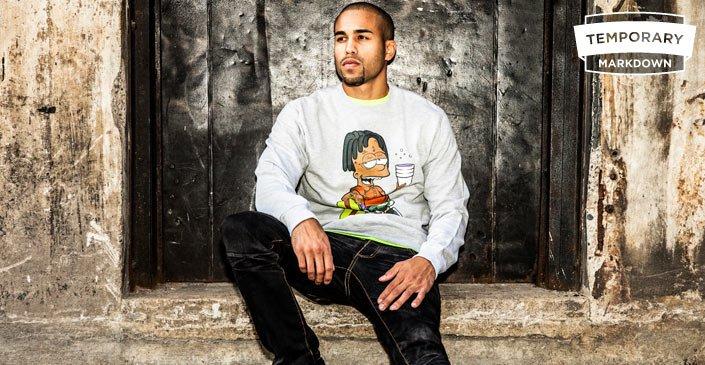 Sweatshirts $25 & Under