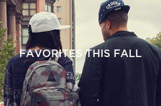 Shop fall favorites!