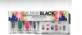 The New Black From Russia With Love Nail Set