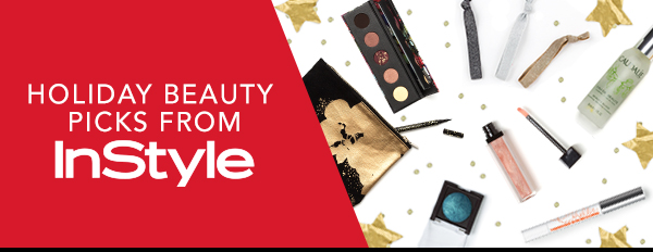 Flagged By The Mag:Shop InStyle Holiday Beauty Picks