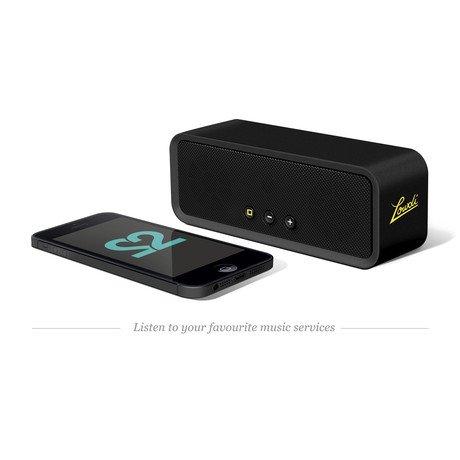 Lowdi // Bluetooth 4.0 Wireless Portable Speaker