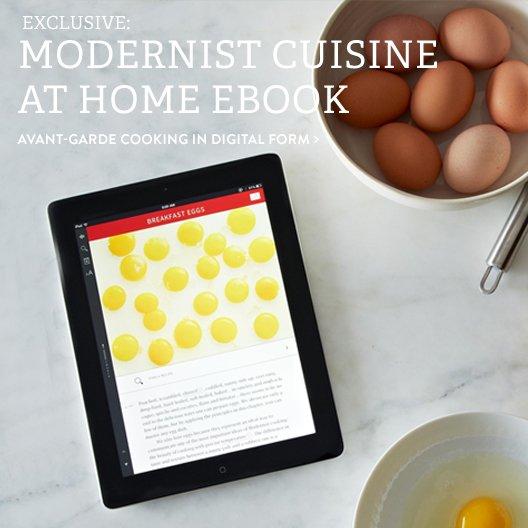 Modernist Cuisine eBook