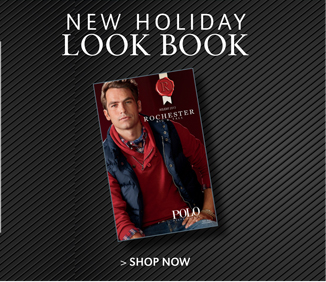NEW HOLIDAY LOOK BOOK | SHOP NOW