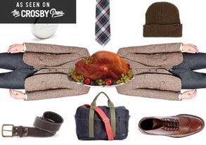 Shop The Outfit You Need To Ace Thanksgiving Dinner, At 25% Off