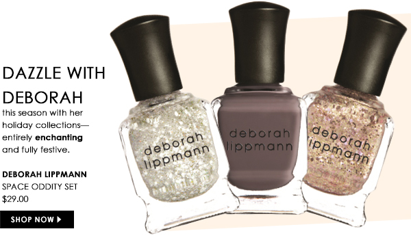 Space Oddity Set by Deborah Lippmann, $29