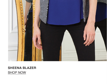 Sheena Blazer