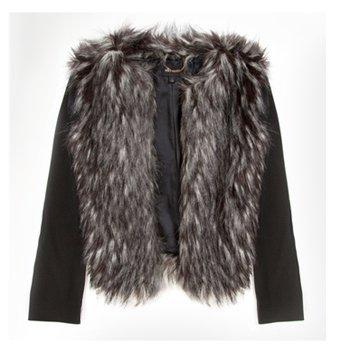 Viv Faux Fur Jacket