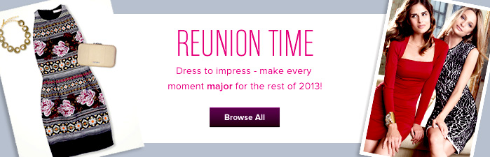 REUNION TIME - Browse All