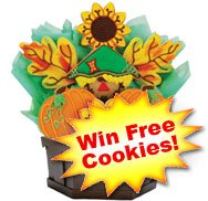 Win Free Cookies for a Year!