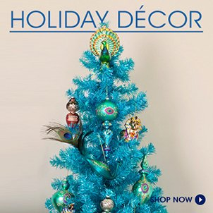 Holiday Decor Shop