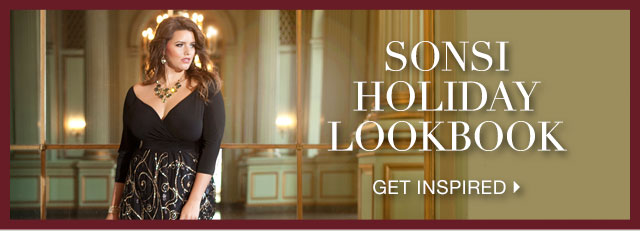 Sonsi's Holiday Lookbook