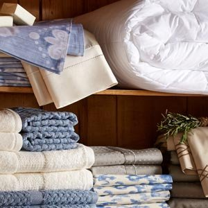 50 Essentials for the Bed & Bath