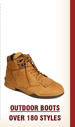Mens Outdoor Boots on Sale