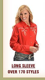 Womens Long Sleeve Tops on Sale