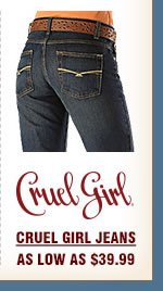 Womens Cruel Girl Jeans on Sale