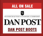 Dan Post Boots on Sale