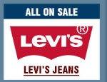 Levis Jeans on Sale