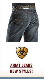 Mens Ariat Jeans on Sale
