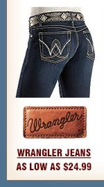 Womens Wrangler Jeans on Sale