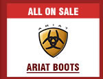Ariat Boots on Sale