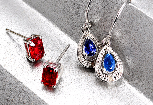 Silver Jewelry Deals: Earrings From $9
