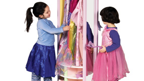 Dollhouses & Dress-Up for Princesses (Great Gifts)