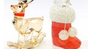 Swarovski Christmas Ornaments