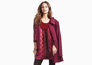 Vibrant Hues: Jackets & Coats
