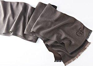 Warm Up: Scarves