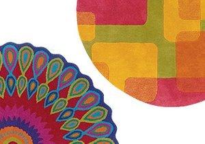 Vivid & Vibrant: Colorful Rugs