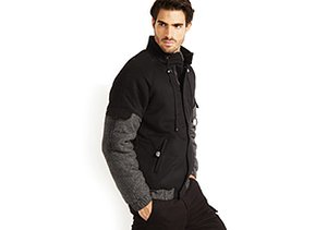 Warm Up: Wool Coats & More